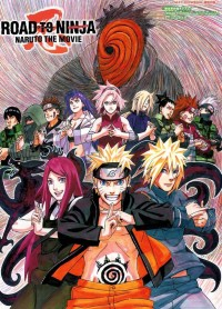 Naruto Shippuuden Road to Ninja: Naruto the Movie